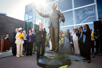 MLK Statue - Unveiling