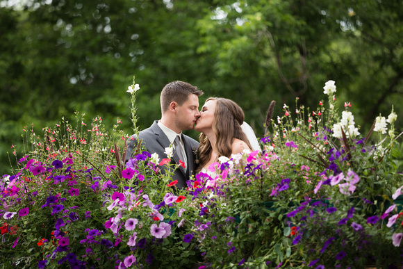Chatfield Botanic Gardens Wedding